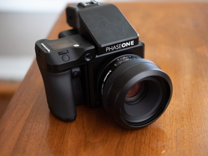 Phase One IQ3 Trichromatic Review
