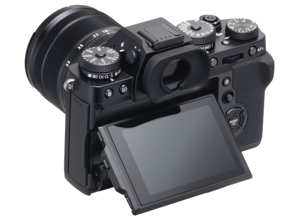 Fujifilm X-T3 Flip Screen