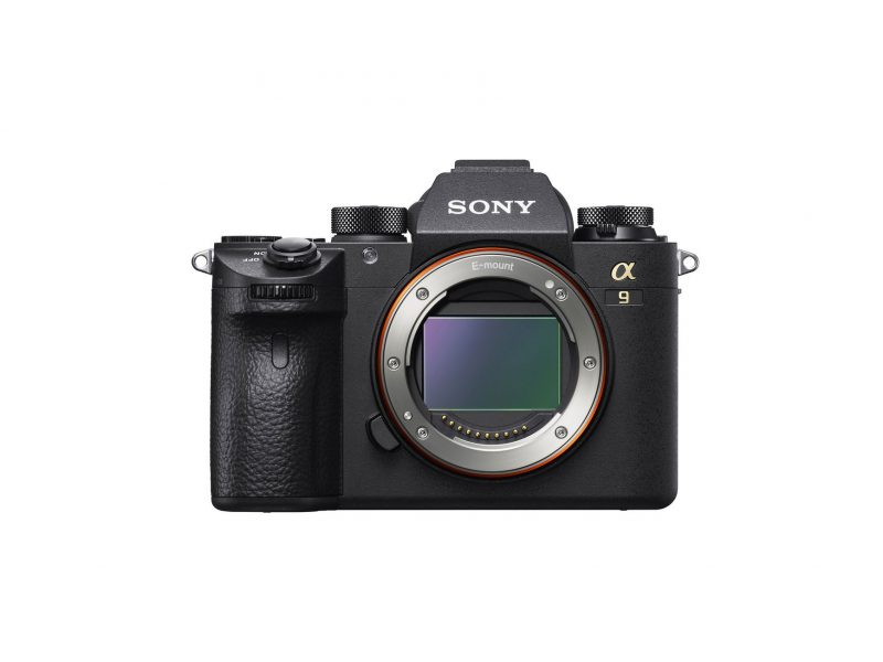 Sony A9 Is The Future Of Mirrorless