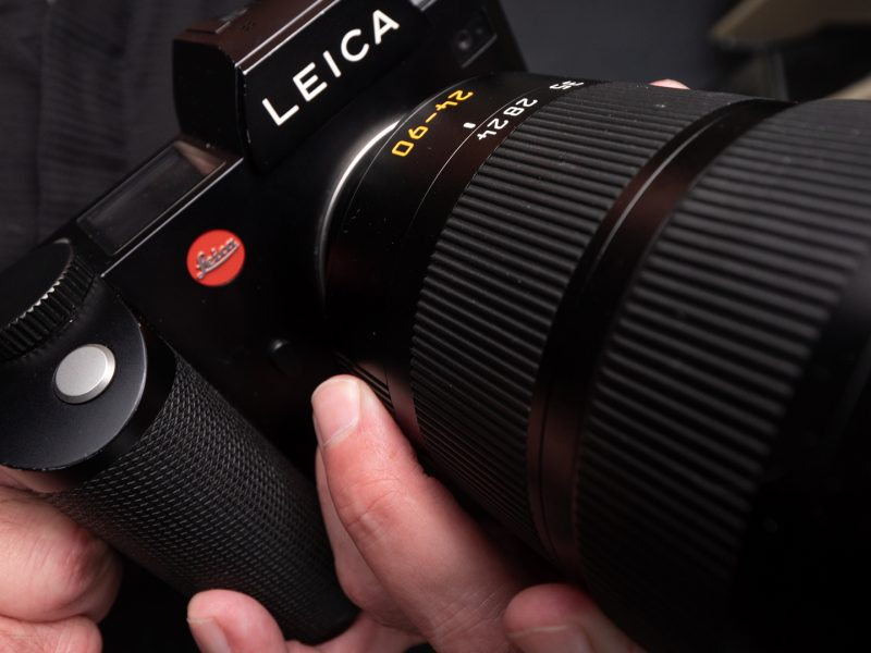 Deepest Pixels :: Leica SL first look