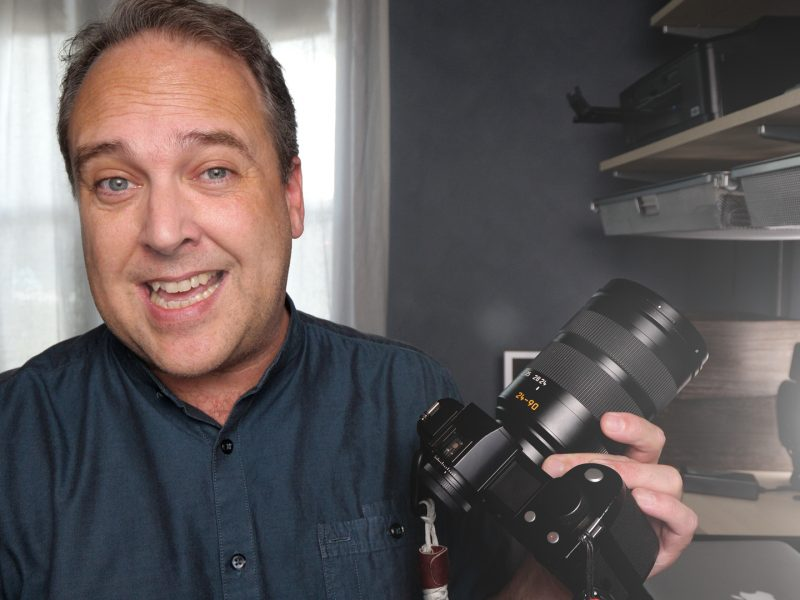 Panasonic S1R, S1 and this new L Mount