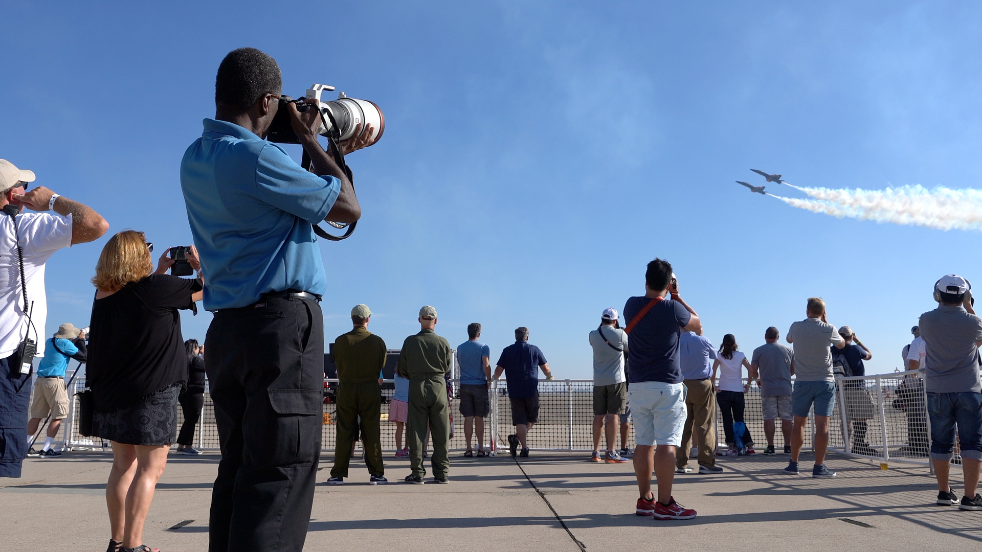 Photographing the Blue Angels with the Sony A9
