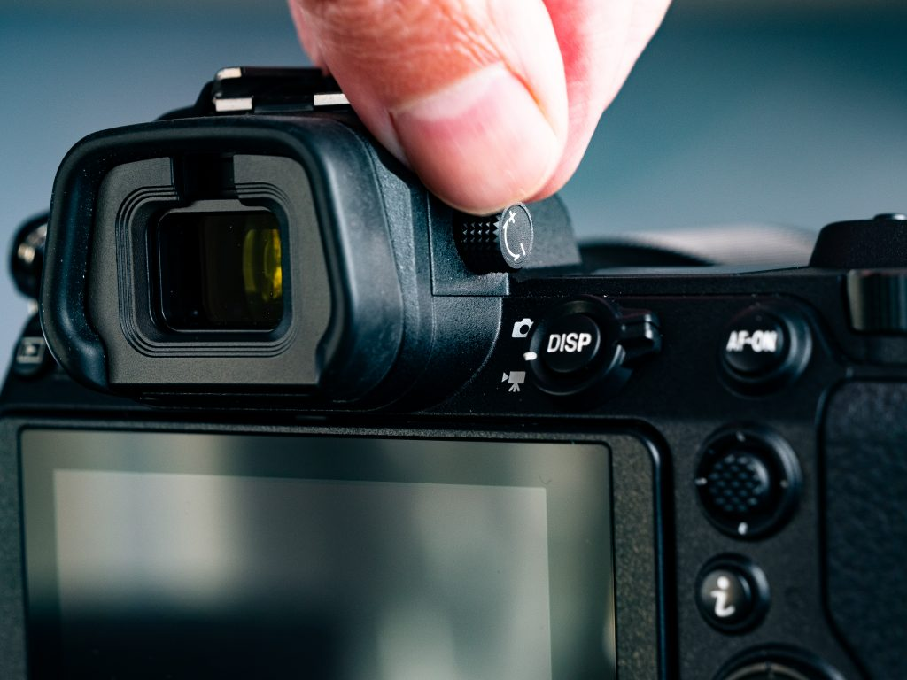 Nikon Z6 :: EVF and LCD Screen | The Art of Photography